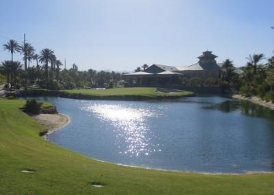 Bali Hai Golf Club Tee D Hole 9 Tee