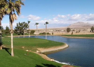Chimera Golf Club Hole 18