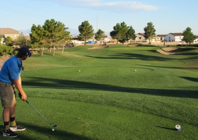 Chimera Golf Club Par 3 Tee