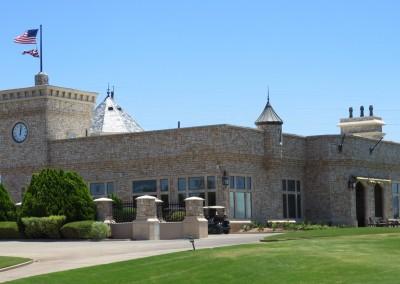 Royal Links Golf Club Las Vegas Clubhouse Side