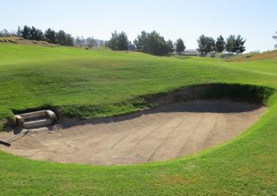 Royal Links Golf Club Las Vegas Deep Bunker