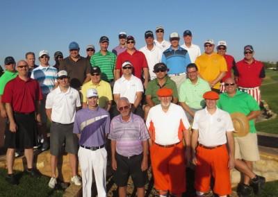 Royal Links Golf Club Las Vegas Group Shot