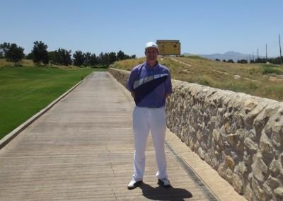 Royal Links Golf Club Las Vegas Hole 10 Road Hole JK