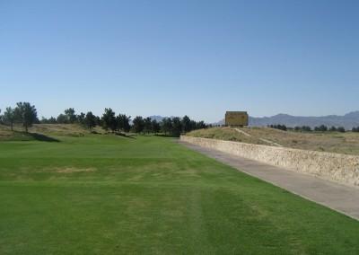 Royal Links Golf Club Las Vegas Hole 10 Road Hole Tee