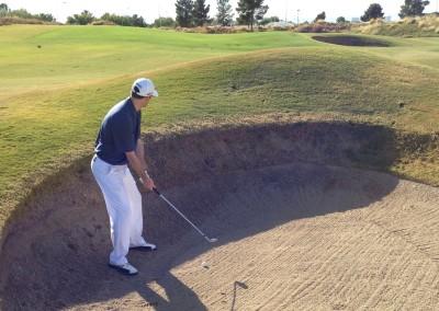 Royal Links Golf Club Las Vegas Hole 13 Approach Jason Kauflin