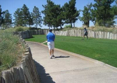 Royal Links Golf Club Las Vegas Hole 15 Tee