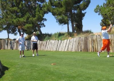 Royal Links Golf Club Las Vegas Hole 15 Tee Shot