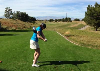 Royal Links Golf Club Las Vegas Hole 5 CK Drive