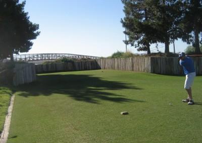 Royal Links Golf Club Las Vegas Hole 5 Tee Box