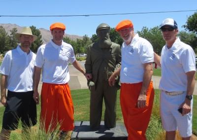 Royal Links Golf Club Las Vegas Old Tom Morris Foursome