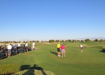 Royal Links Golf Club Las Vegas Practice Green