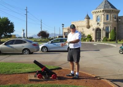 Royal Links Golf Club Las Vegas Shotgun Start Cannon Emig Are You Sure