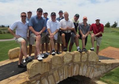 Royal Links Golf Club Las Vegas Swilcan Bridge Mini Group