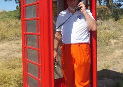 Royal Links Golf Club Las Vegas The Turn Telephone Booth Dr John