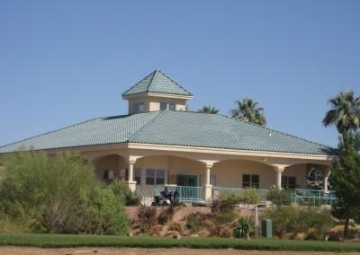 The Casablanca Golf Course Mesquite Cluhouse