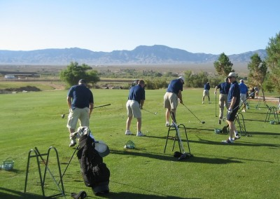 The Casablanca Golf Course Mesquite Driving Range