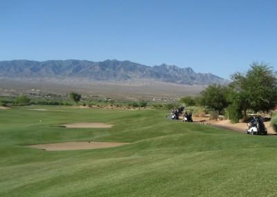 The Casablanca Golf Course Mesquite Fairway