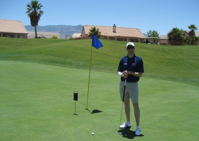 The Casablanca Golf Course Mesquite Jason Kauflin Eagle