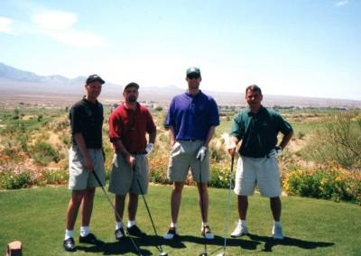 The Casablanca Golf Course Mesquite Original Foursome