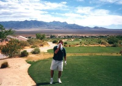 The Casablanca Golf Course Mesquite Towel Off