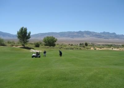The Casablanca Golf Course Mesquite Vista