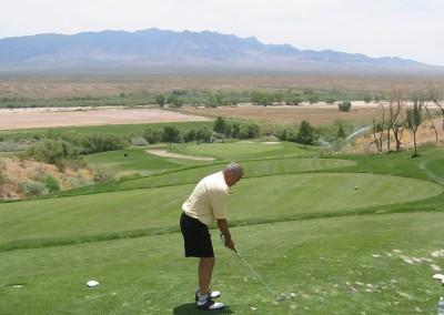 The Palms Golf Course Mesquite Downhill Par 3 RE