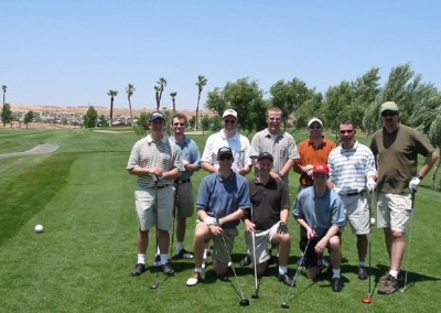 The Palms Golf Course Mesquite Group Shot