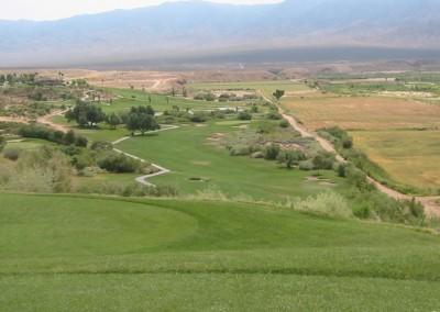 The Palms Golf Course Mesquite Hole 15