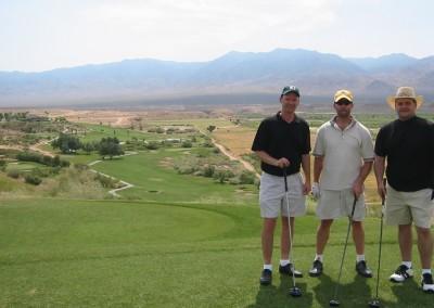 The Palms Golf Course Mesquite Hole 15 Elevated Par 5