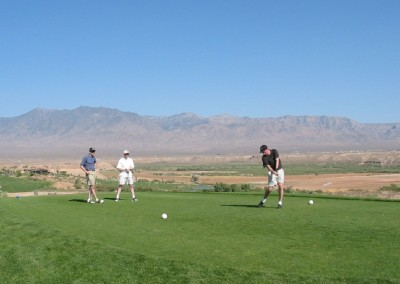 The Palms Golf Course Mesquite Mountain Vista