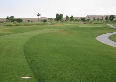 The Palms Golf Course Mesquite Par 3 Back Tee