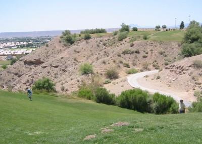 The Palms Golf Course Mesquite Par 3 Chip