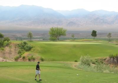 The Palms Golf Course Mesquite Par 3 Haze