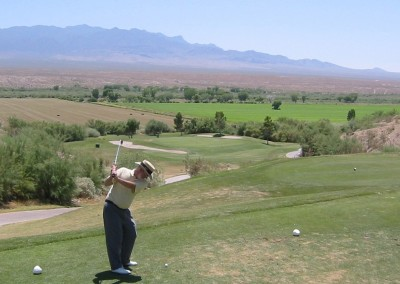 The Palms Golf Course Mesquite Par 3 Tee DF
