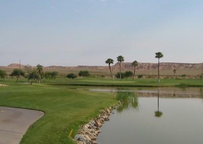 The Palms Golf Course Mesquite Par 3 Water Hazard