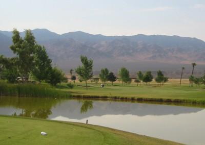 The Palms Golf Course Mesquite Par 4 Tee Carry
