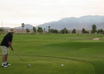 The Palms Golf Course Mesquite Par 4 Tee DR