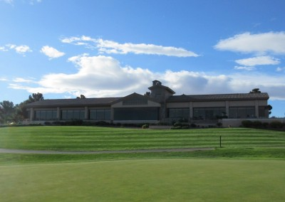 The Revere Golf Club Clubhouse Back