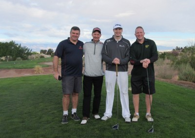 The Revere Golf Club Lexington Course Hole 1 Tee