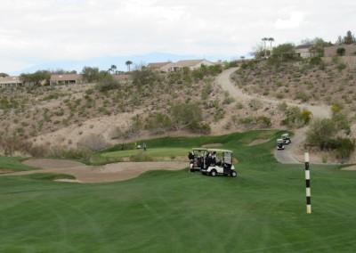 The Revere Golf Club Lexington Course Hole 10 Approach