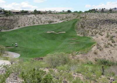The Revere Golf Club Lexington Course Hole 10 Looking Backwards