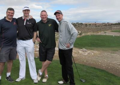 The Revere Golf Club Lexington Course Hole 10 Tee Group
