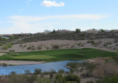 The Revere Golf Club Lexington Course Hole 13 Side View