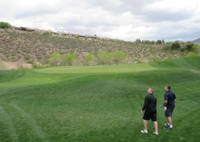 The Revere Golf Club Lexington Course Hole 14 Green