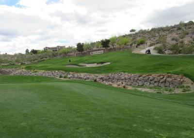 The Revere Golf Club Lexington Course Hole 16 Approach