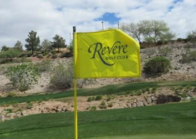 The Revere Golf Club Lexington Course Hole 16 Flag