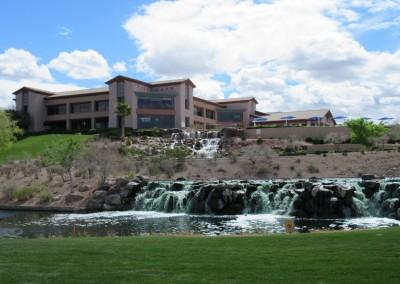 The Revere Golf Club Lexington Course Hole 17 Water