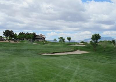 The Revere Golf Club Lexington Course Hole 18 Approach