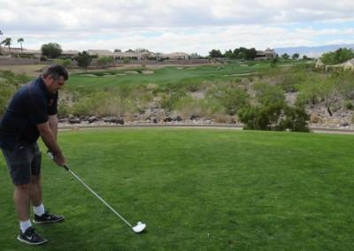 The Revere Golf Club Lexington Course Hole 18 Tee