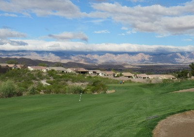 The Revere Golf Club Lexington Course Hole 3 Approach